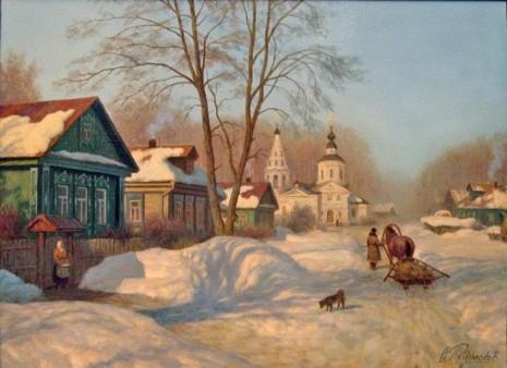 художник Виктор Тормосов картины – 16