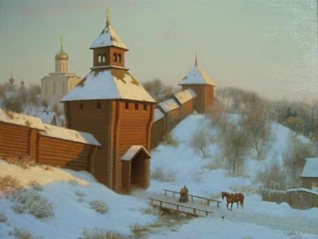 художник Виктор Тормосов картины – 19