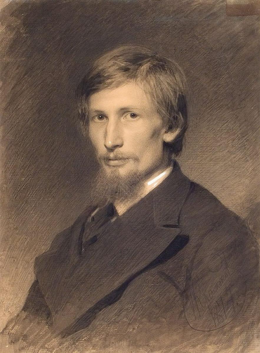 Художник Виктор Васнецов (1848 — 1926). Тут мой дом