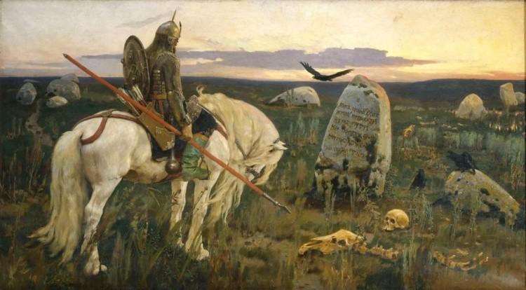 художник Виктор Васнецов картины – 14