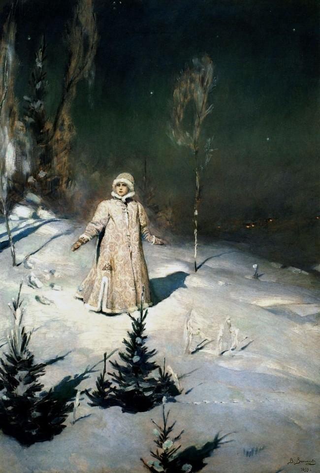 художник Виктор Васнецов картины – 17