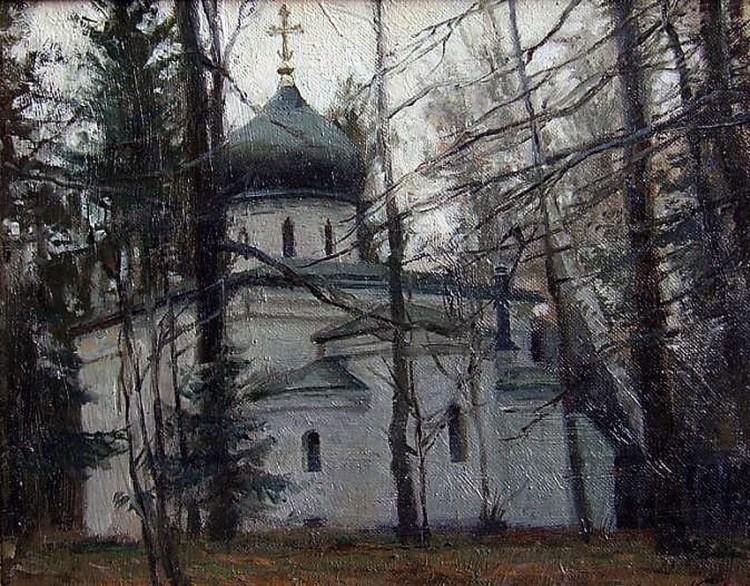 художник Владимир Кириллов картины – 05