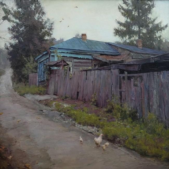 художник Владимир Кириллов картины – 14