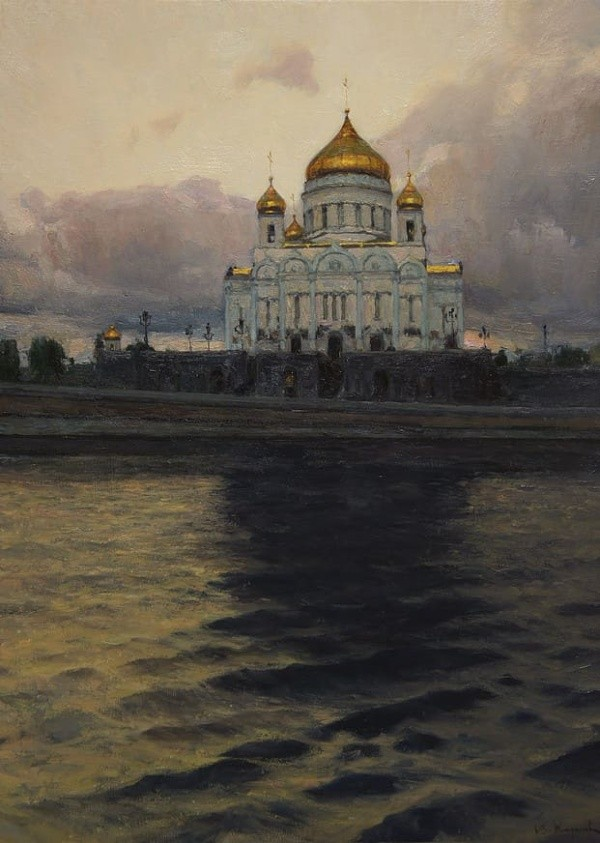 художник Владимир Кириллов картины – 15