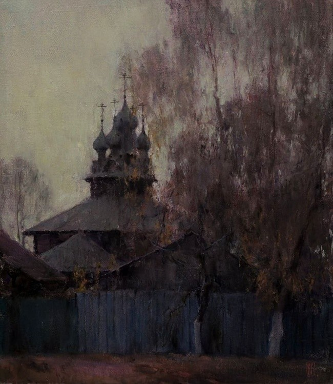художник Владимир Кириллов картины – 23