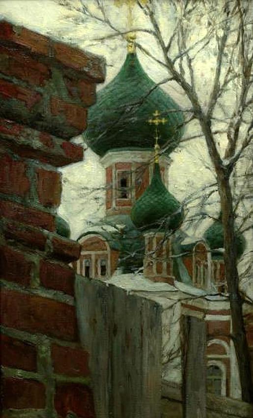 художник Владимир Кириллов картины – 25
