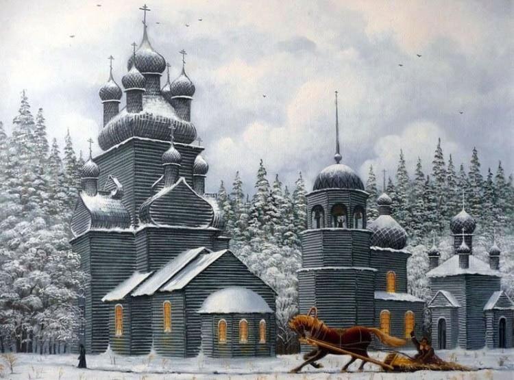 художник Владимир Марков картины – 14