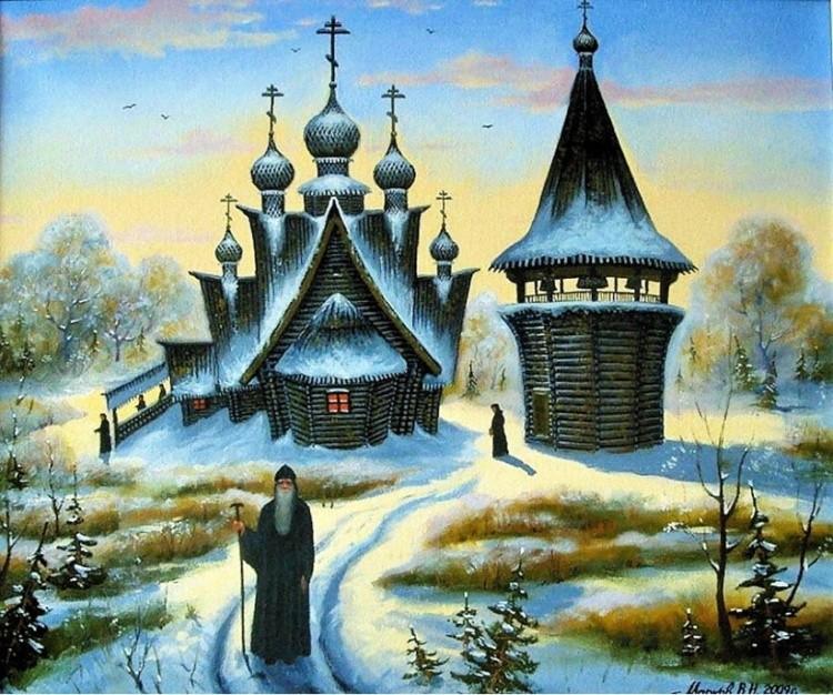 художник Владимир Марков картины – 15