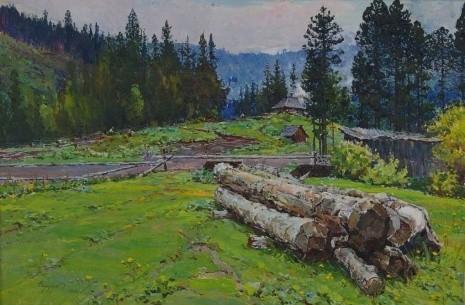 художник Владимир Фёдорович Сидорук картины – 23
