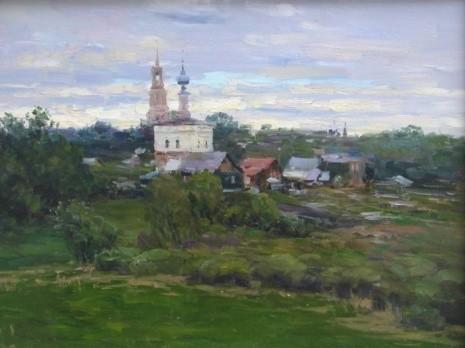 художник Вячеслав Плотников картины – 17