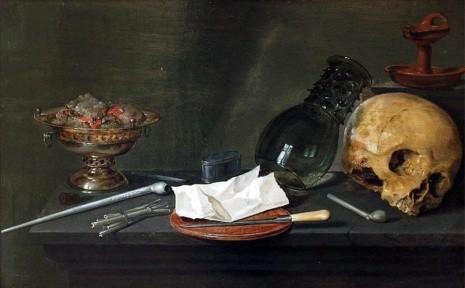 художник Виллем Клас Хеда (Willem Claesz Heda) картины – 03