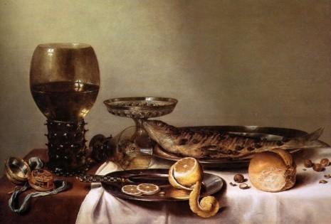 художник Виллем Клас Хеда (Willem Claesz Heda) картины – 04