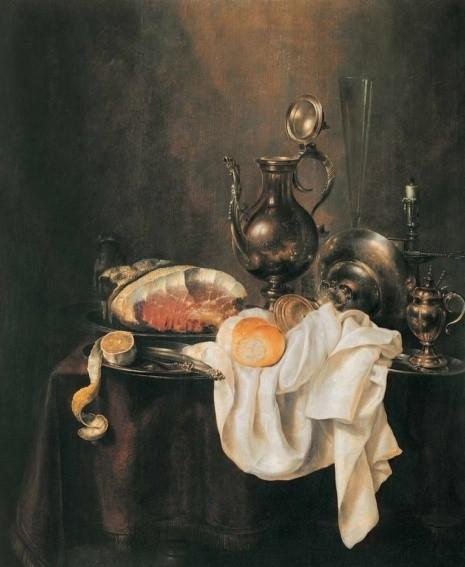 художник Виллем Клас Хеда (Willem Claesz Heda) картины – 06
