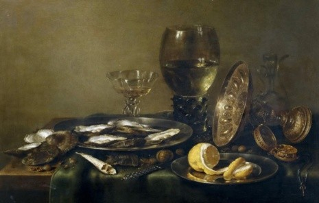 художник Виллем Клас Хеда (Willem Claesz Heda) картины – 07