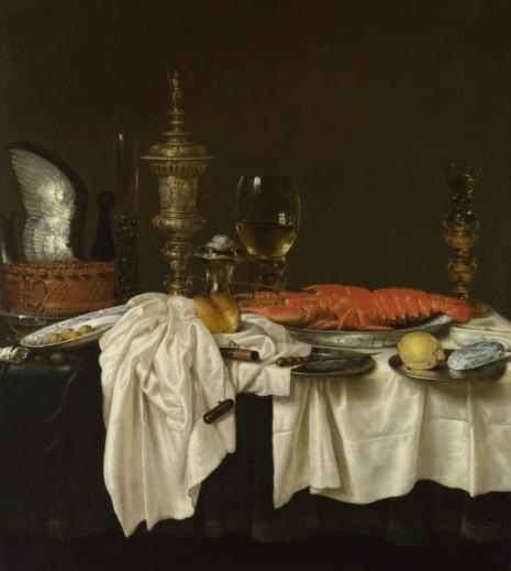 художник Виллем Клас Хеда (Willem Claesz Heda) картины – 09
