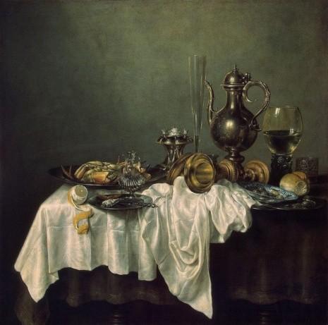 художник Виллем Клас Хеда (Willem Claesz Heda) картины – 11