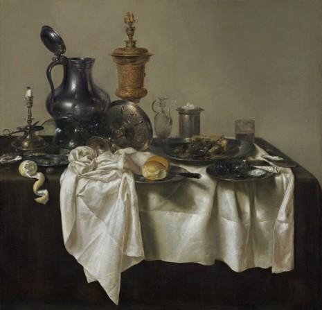 художник Виллем Клас Хеда (Willem Claesz Heda) картины – 12
