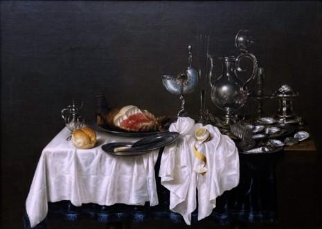 художник Виллем Клас Хеда (Willem Claesz Heda) картины – 13
