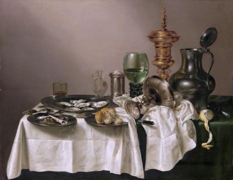 художник Виллем Клас Хеда (Willem Claesz Heda) картины – 14
