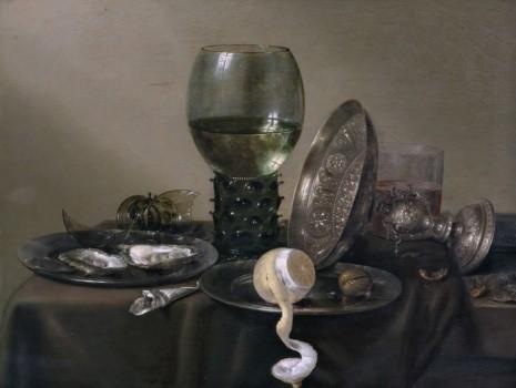 художник Виллем Клас Хеда (Willem Claesz Heda) картины – 15