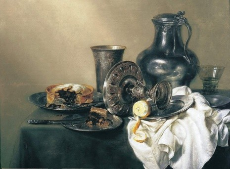 художник Виллем Клас Хеда (Willem Claesz Heda) картины – 16