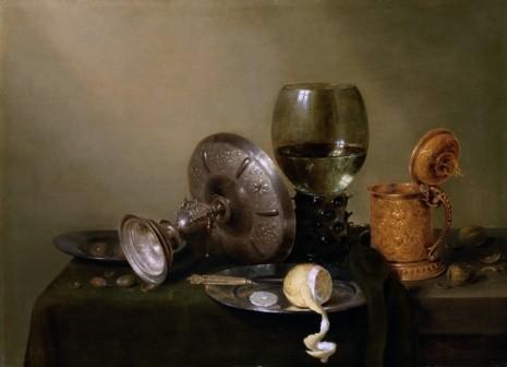 художник Виллем Клас Хеда (Willem Claesz Heda) картины – 17