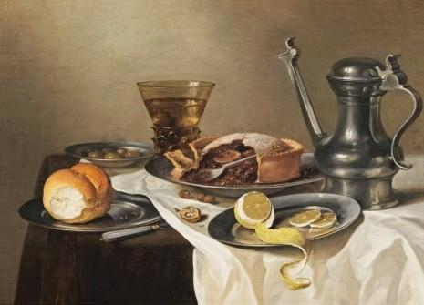 художник Виллем Клас Хеда (Willem Claesz Heda) картины – 18