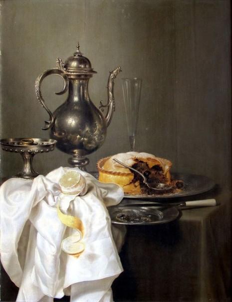 художник Виллем Клас Хеда (Willem Claesz Heda) картины – 19