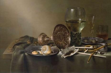 художник Виллем Клас Хеда (Willem Claesz Heda) картины – 20