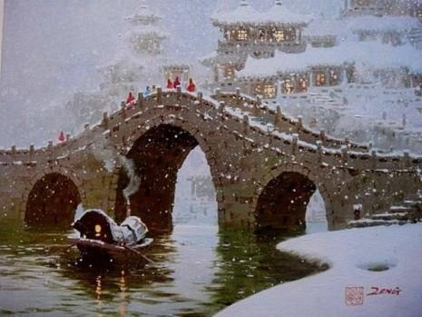 художник Сян Минь Цзэн (Xiang Ming Zeng) картины – 09