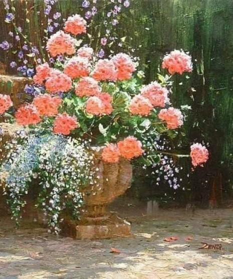 художник Сян Минь Цзэн (Xiang Ming Zeng) картины – 16