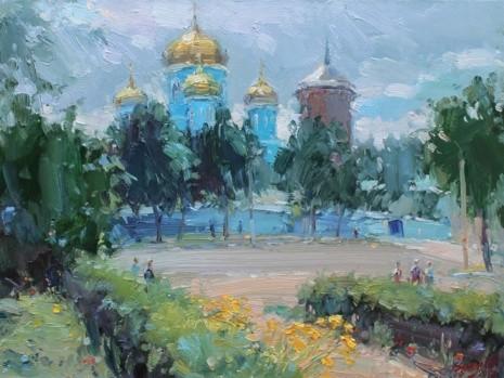 художник Юрий Демьянов картины – 10
