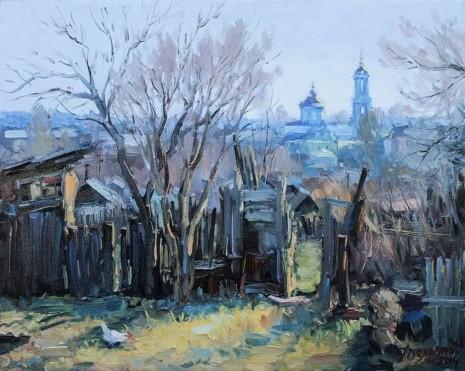 художник Юрий Демьянов картины – 23