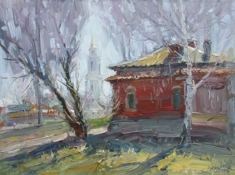художник Юрий Демьянов картины – 27