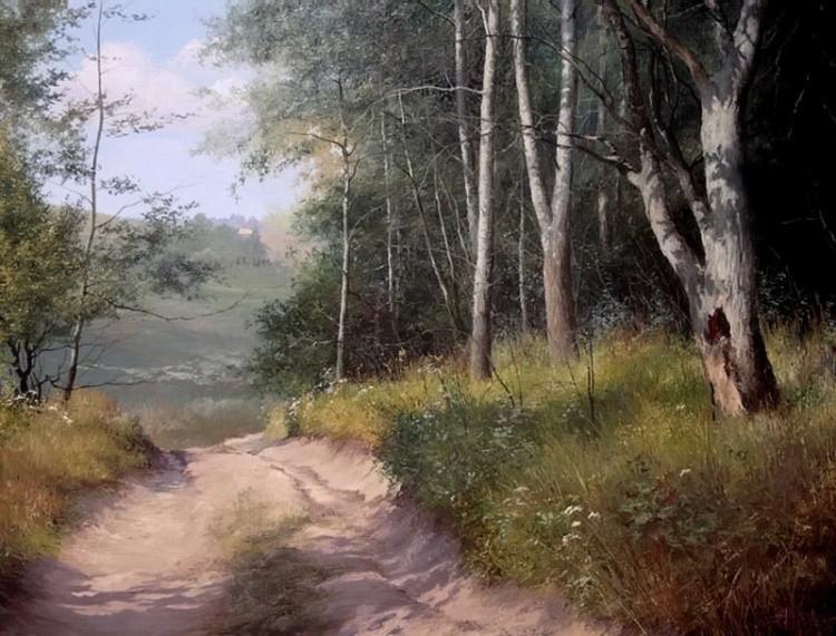 художник Юрий Клапоух картины – 06