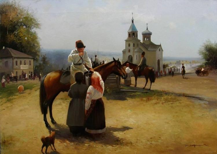 художник Юрий Журка картины – 15