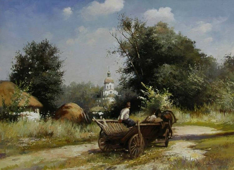 художник Юрий Журка картины – 18