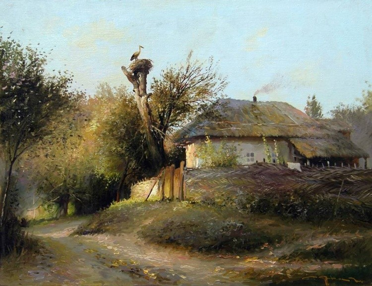 художник Юрий Журка картины – 23