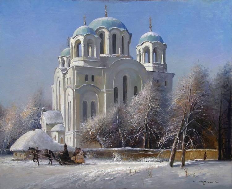 художник Юрий Журка картины – 24