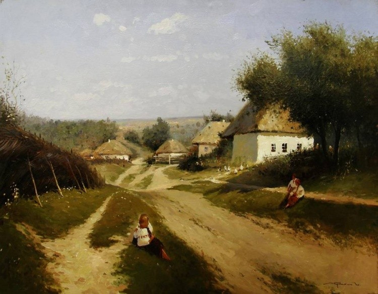 художник Юрий Журка картины – 25