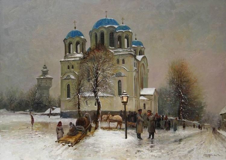 художник Юрий Журка картины – 28