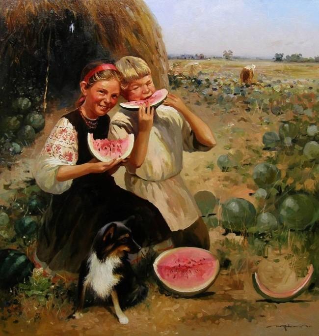 художник Юрий Журка картины – 30