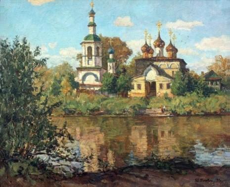 художник Юрий Пантюхин картины – 02