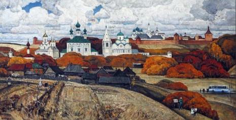 художник Юрий Пантюхин картины – 08
