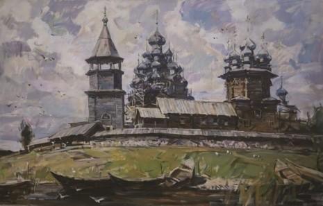 художник Юрий Пантюхин картины – 12