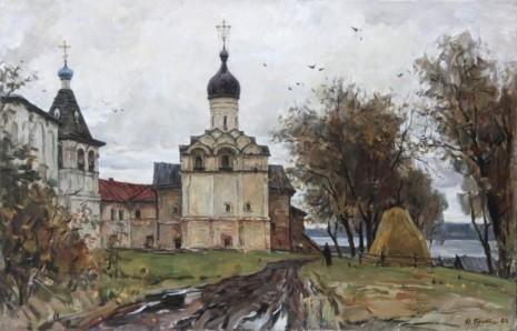 художник Юрий Пантюхин картины – 14