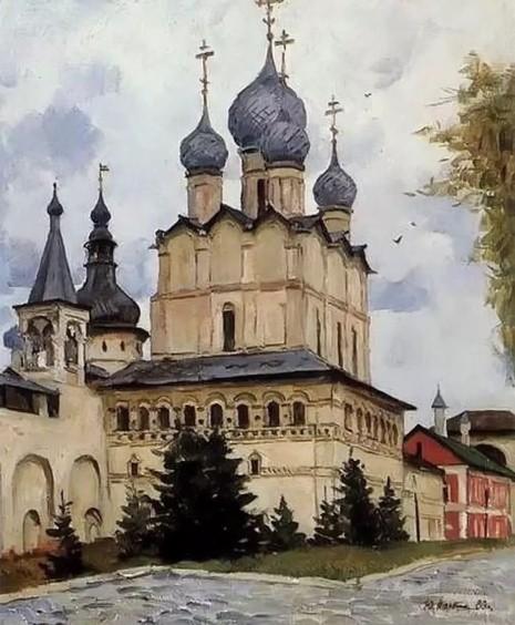 художник Юрий Пантюхин картины – 17