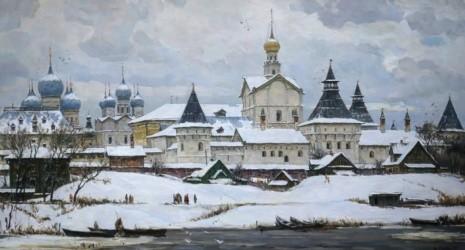 художник Юрий Пантюхин картины – 20