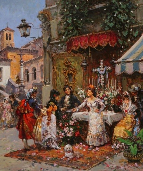 художник Антонио Медина Серрано (Antonio Medina Serrano) картины – 03