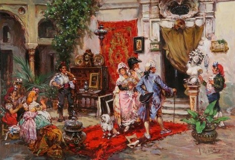 художник Антонио Медина Серрано (Antonio Medina Serrano) картины – 14